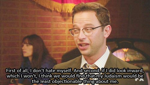 You readily admit you're a terrible person. | 26 Reasons You Are Rodney Ruxin