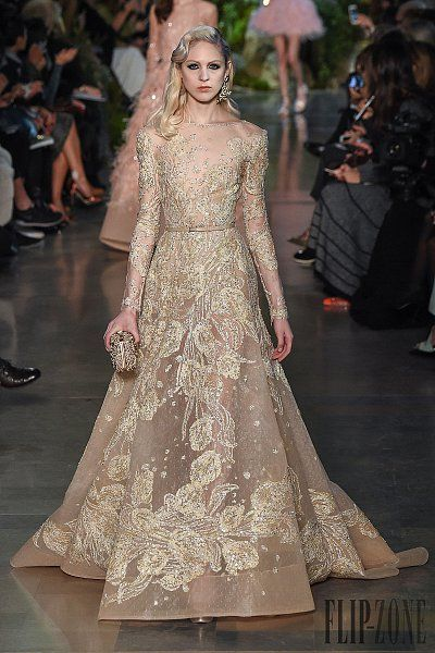 Elie Saab Spring-summer 2015 - Couture