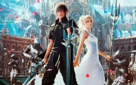 WALLPAPERS HD: Final Fantasy XV