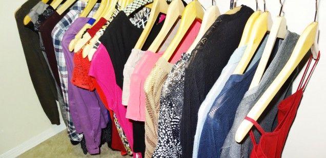 Minimalistischer Kleiderschrank, Tipps zur Pflege von Kleidung