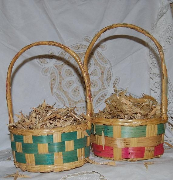 25 best images about Vintage Easter Baskets on Pinterest ...