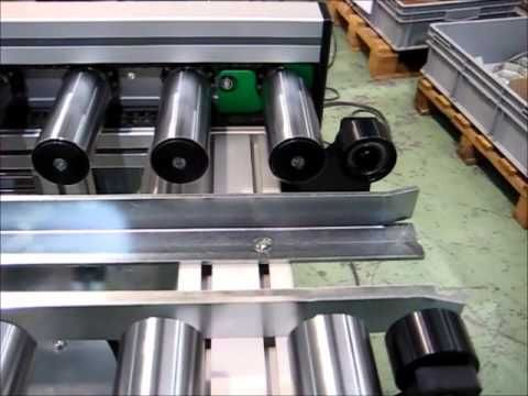 Nuevo vídeo subido a nuestro canal YouTube de Línea RMS MiniTec con rodillos rectificados para piezas de motores de automóvil.