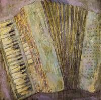 "Stunning ""Accordion"" Artwork For Sale on Fine Art Prints"