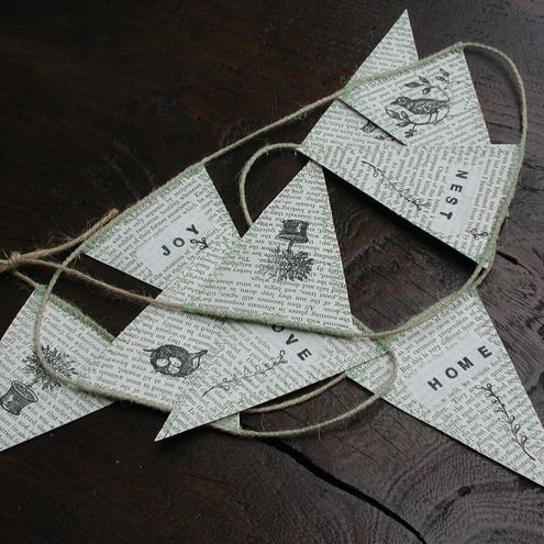 Bunting make it my own