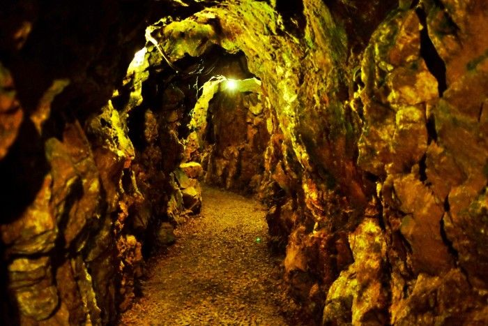 9 Awesome Underground Attractions In North Carolina