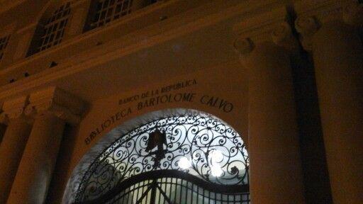 Biblioteca Bartolome Cartagena