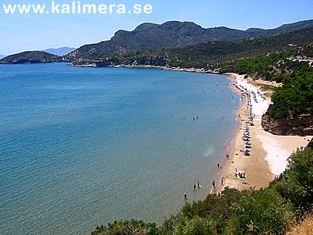 Samos, Greece  LOVE at first sight!