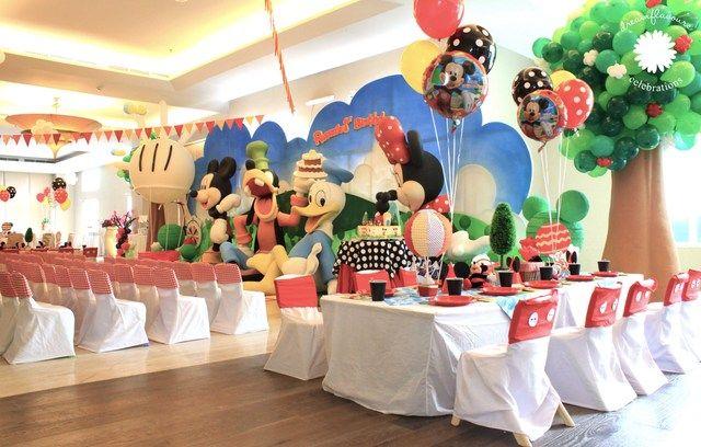 de 1000 imágenes sobre Mickey Mouse Party en Pinterest | Fiesta de