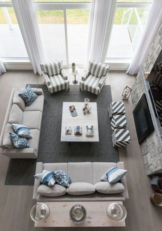 10+ Most Popular Seating Arrangements Living Room