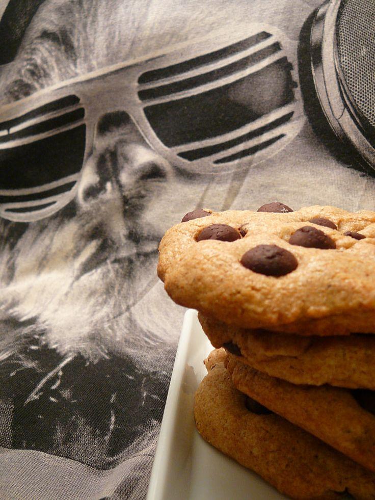 Wookiee cookie (tejmentes) http://www.receptmuves.hu/2015/12/wookie-cookie-tejmentes.html #keksz #tejmentes #laktozmentes #cookie #wookiee