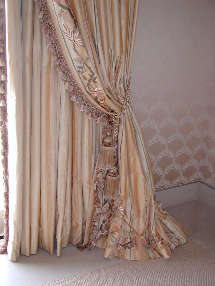 Drapery And Curtain Ideas: 723 Best Windows, Drapes & Tassels Images On Pinterest