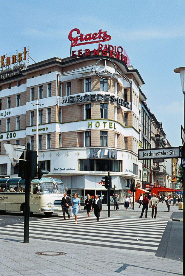 Bildband: Wanderungen durch West-Berlin – Seite 5 | Reisen | ZEIT ONLINE