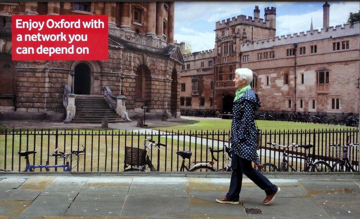 Vodafone in Oxford