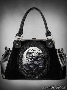 Vamp Handbag