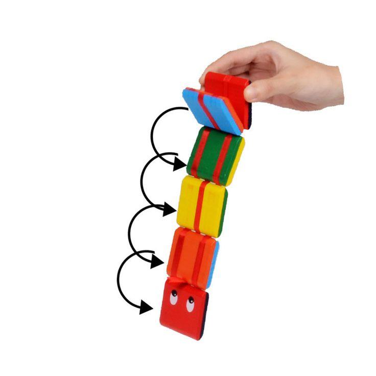 伝統的な頭の体操パズル知育玩具小さな木製マジックブックフラップおもちゃ子供のため