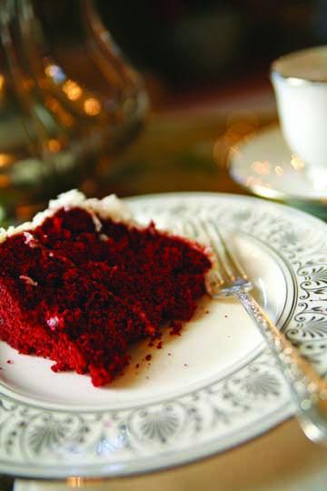 ... Dessert Recipe:Red Velvet Cake with Cream-Cheese for Christmas