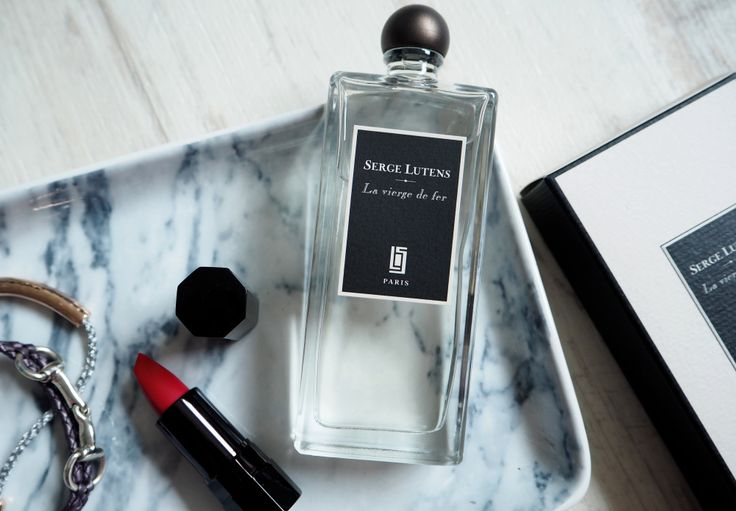 nice Perfume: Serge Lutens 'La Vierge de Fer'