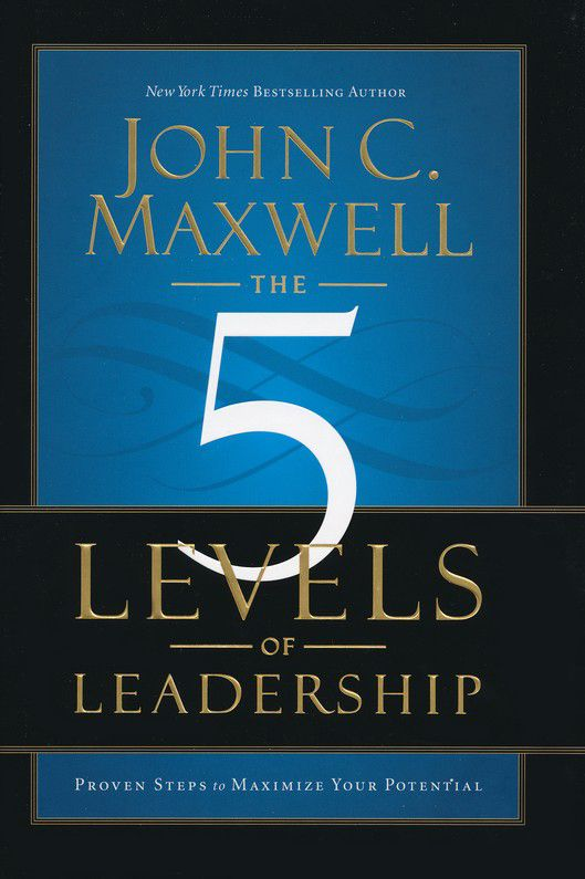 Love John Maxwell's books