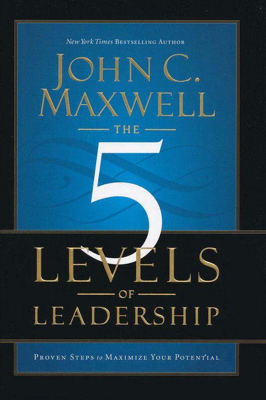 Love John Maxwell's books