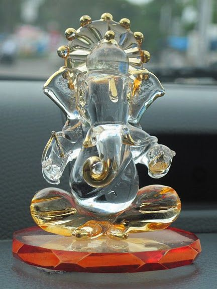Glorious Ganesha- Hindu God of Good Luck