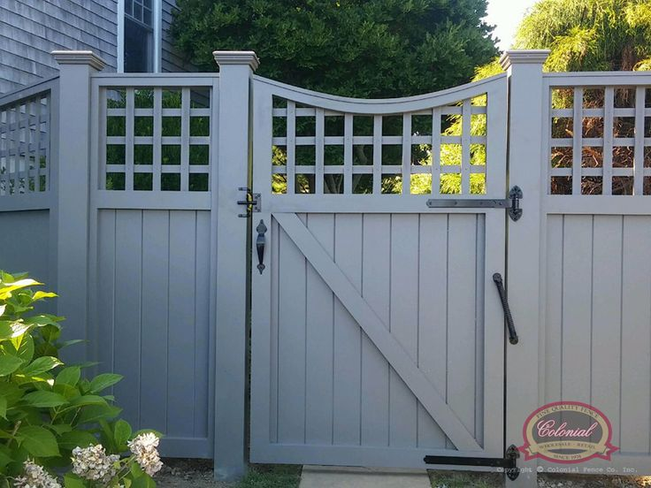 Best 25 Vinyl Gates Ideas On Pinterest