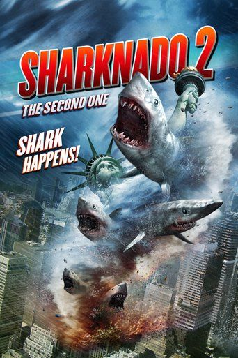 Sharknado 2: The Second One (2014)…