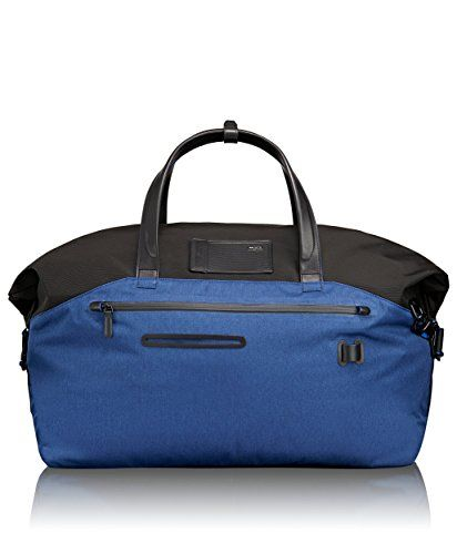 Tumi Tahoe - Regency Roll Top Weekender Luggage Blue  One Size -- Check out the image by visiting the link. #Luggage