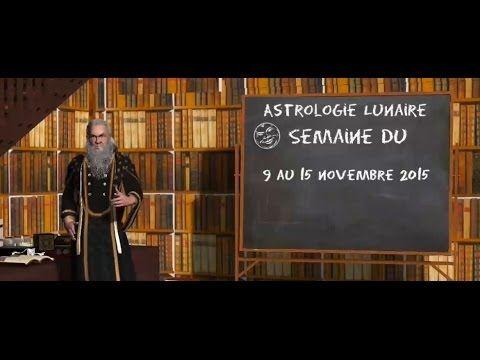 Astrologie Lunaire ☽En Général du 9 au 15 novembre 2015