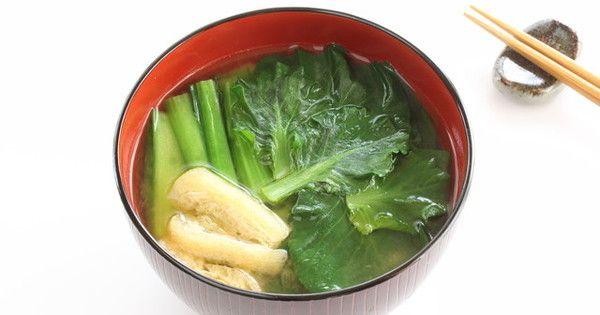 味噌汁の具材の作り置きレシピ。これなら忙しい日もすぐにお味噌汁が作れて、食材を無駄にすることもなし♪