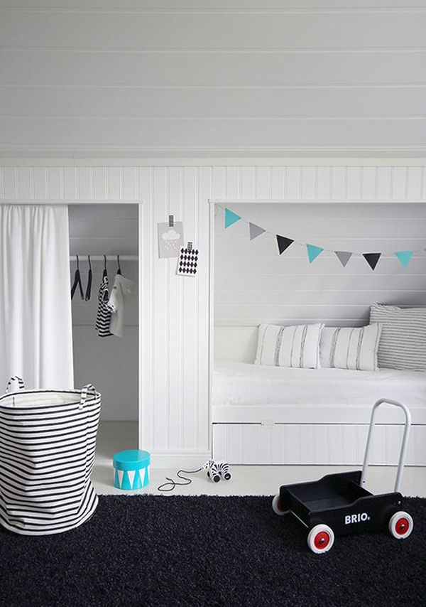 20 Cool And Fun Alcove Beds For Kids