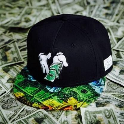 Make it rain! Cayler And Sons Snapback.