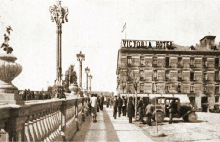 Hotel Victoria arenal coches. vía Museo Huertano de Murcia