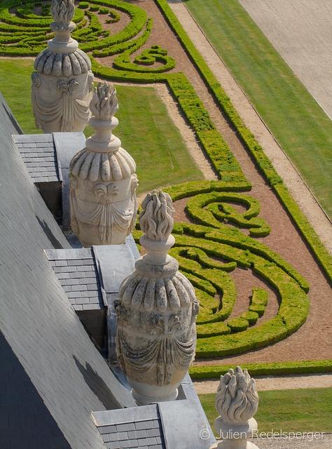 Les 154 meilleures images du tableau vaux le vicomte sur for Jardins anglais celebres