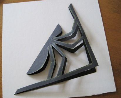 paper spider2