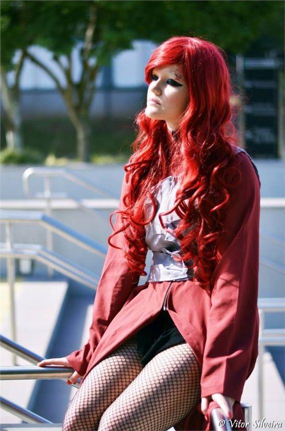 I don't feel completely lonely - Leticia Ribeiro(Teti) Gaara Cosplay Photo