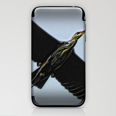 Flight iPhone & iPod Skin by AngelEowyn. $15.00