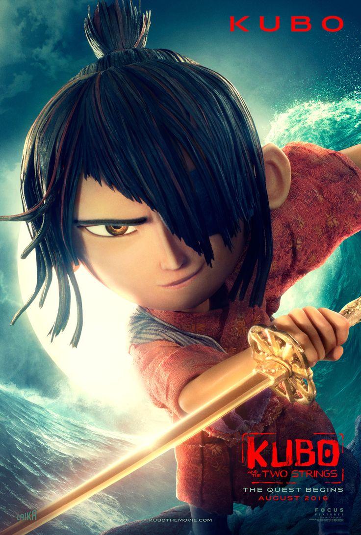 Animadísimo trailer de Kubo and the two strings