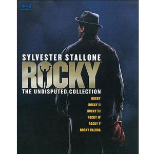 Rocky: The  Undisputed Collection (Blu-ray) (Widescreen)