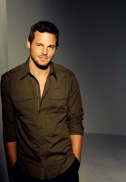 Justin Chambers- He's from Springfield, Ohio! (& he has a twin)