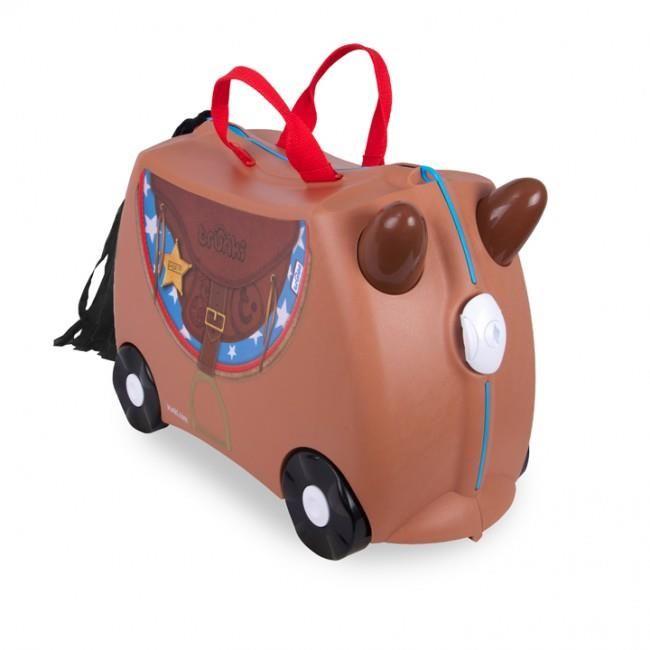 Trunki Kinderkoffer Bronco Speelgoed categorie: Bagage en tassen