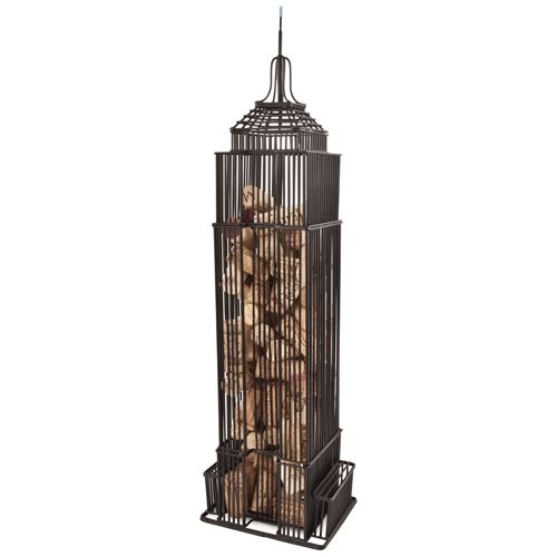 Boulevard: Empire State Building Cork Cage