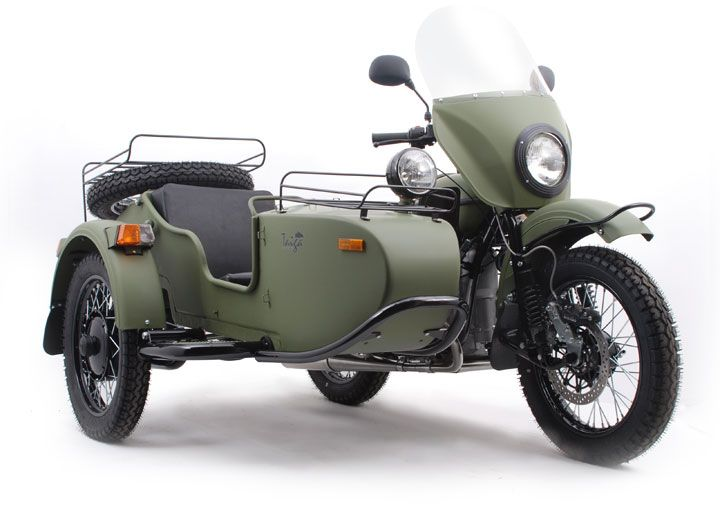 Taiga 2010 Limited Edition by Ural: Motorcycles Sidecar, Side Cars, Sidecar Motorcycles, Cars Motorcycles, Limited Editing, Steampunk Motorcycles, Editing Motorcycles, Russian Motorcycles, Ural Motorcycles