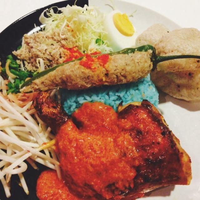 レシピとお料理がひらめくSnapDish - 5件のもぐもぐ - Nasi Kerabu by yanNa