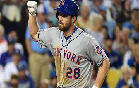 Daniel Murphy y los Mets de Nueva York pillaron dormidos a los Dodgers de Los Ángeles, y con viveza y garra avanzaron a una serie de campeonato de la Liga Nacional