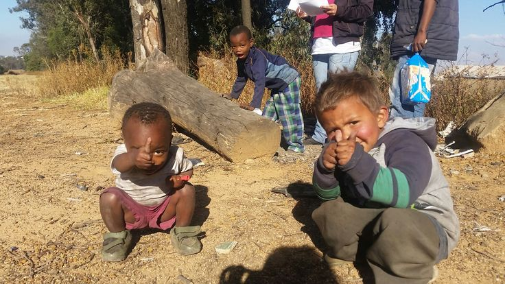 Under His Covering: Soup and bread outreach for the under privileged in Kempton Park