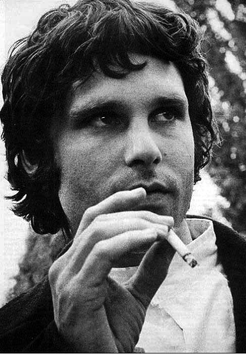 Jim Morrison buenas fotos, yes yes