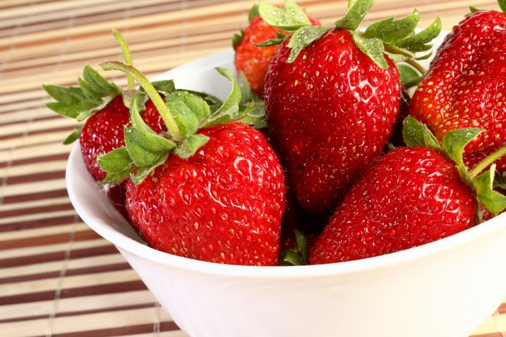 Fruit is always a healthy snack option.  Read how to avoid pesticide hazards.