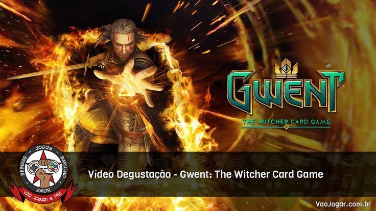 Hoje a noite de sexta vai ser de carteado no Vão Jogar!, com a crupiê Angela trazendo um vídeo de Gwent, o jogo de cartas do universo de The Witcher.  #TheWitcher #TheWitcher3 #Gwent #PlayStation4 #PS4 #XboxOne #XOne #Windows #PC #VaoJogar #VideoGames #Games #InstaGames