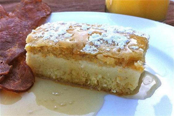 Warm Custard Spoon Bread   Recipe