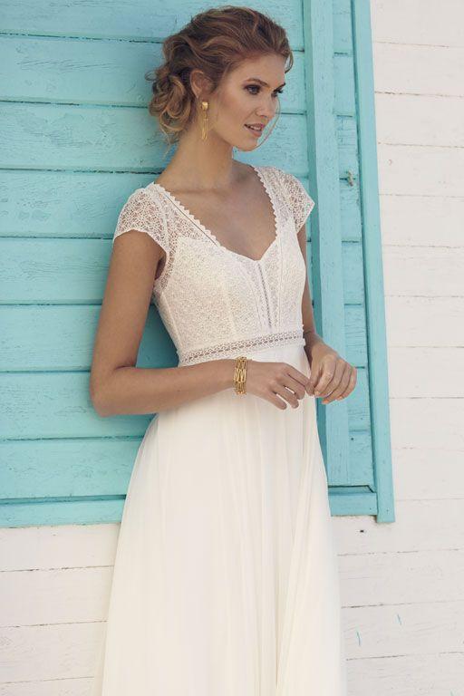 Robes de mariée Amarildine pour RS Versailles